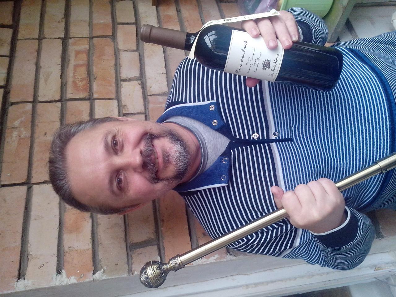 Глава Миракулюса Vizrail с вином Miraculus и маршальским жезлом для воеводы Юрий_Сан