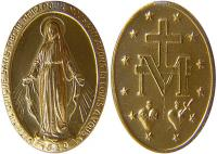 http://ru.wikipedia.org/wiki/%D0%A4%D0%B0%D0%B9%D0%BB:Miraculous_medal.jpg