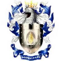 Праздничный герб чудо-клана Миракулюс