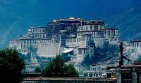 Дворец Потала на Красной горе, Лхаса, Тибет